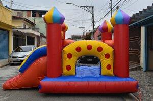 Locação de Brinquedos para Festas, Eventos em São Paulo - SP